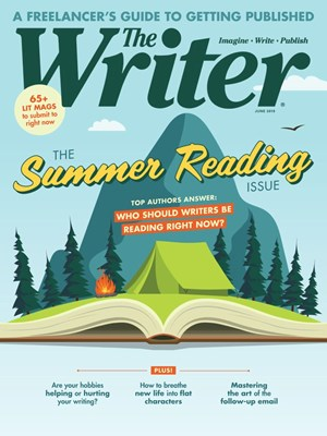 The Writer Magazine | 6/2019 Cover