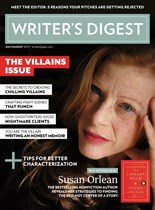 Writer's Digest | 7/2019 Cover
