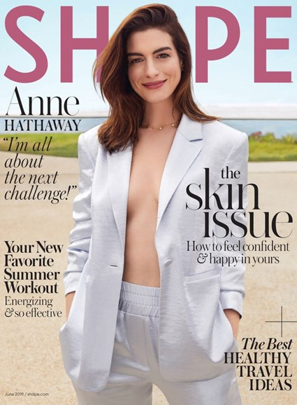 Shape Cover - 6/1/2019