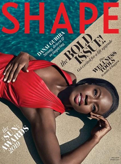 Shape Cover - 5/1/2019