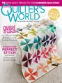 Quilter's World Magazine | 6/2019 Cover