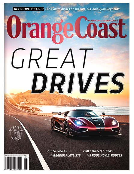 Orange Coast Cover - 5/1/2019