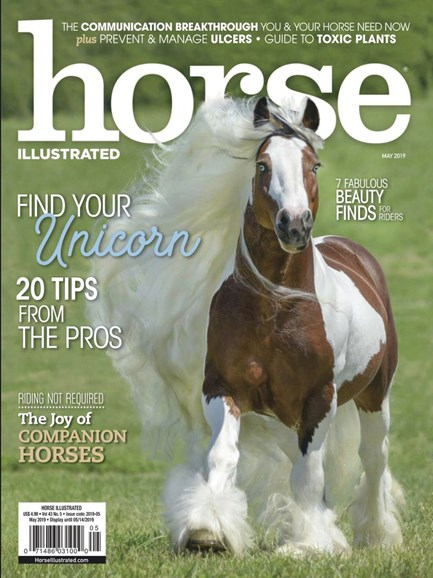 Horse Illustrated Cover - 5/1/2019