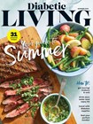 Diabetic Living Magazine | 6/1/2019 Cover