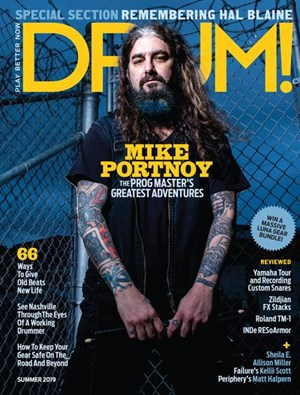 Drum Magazine | 6/2019 Cover