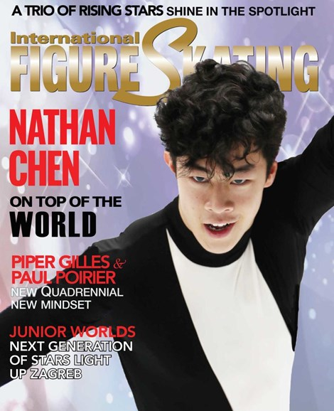 International Figure Skating Cover - 6/1/2019