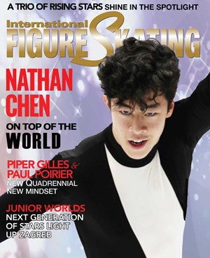 International Figure Skating Magazine | 6/2019 Cover
