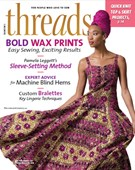 Threads Magazine 4/1/2019
