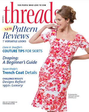Threads Magazine | 6/2019 Cover