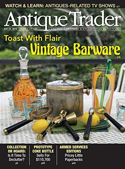 Antique Trader Cover - 5/22/2019