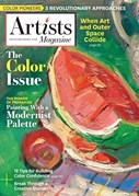 Artists Magazine | 7/2019 Cover