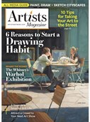 Artists Magazine   6/2019 Cover