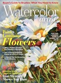 Watercolor Artist Magazine | 6/2019 Cover