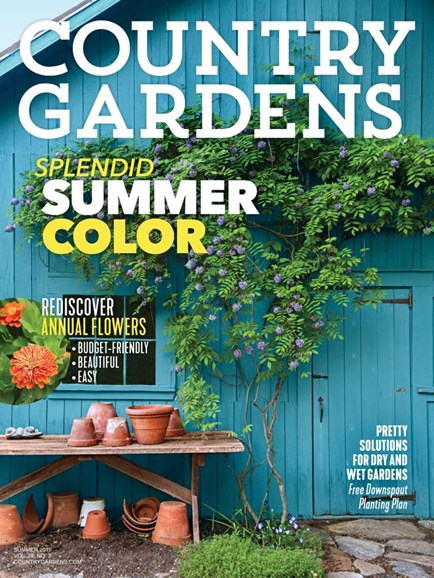 Country Gardens Cover - 7/1/2019