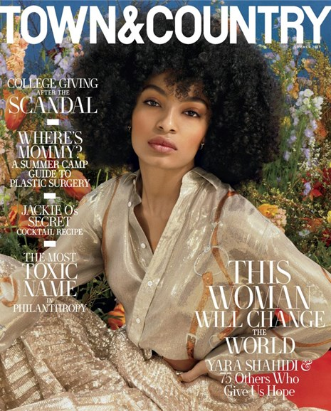 Town & Country Cover - 6/1/2019