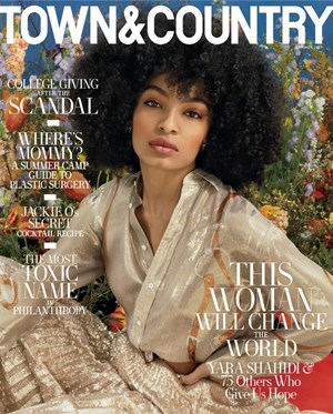 Town & Country Magazine | 6/2019 Cover