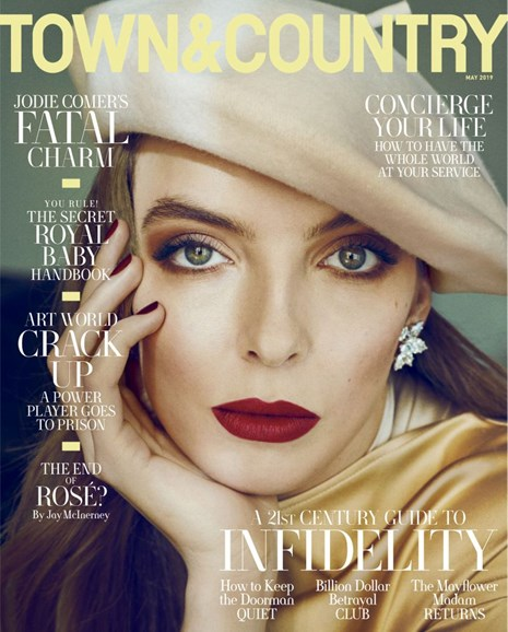 Town & Country Cover - 5/1/2019