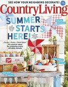 Country Living Magazine 6/1/2019