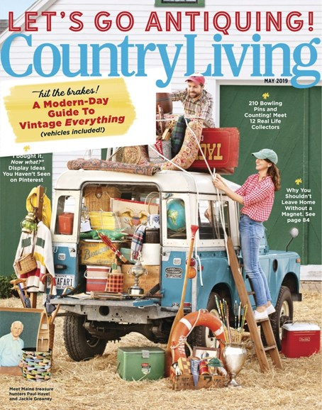 Country Living Cover - 5/1/2019