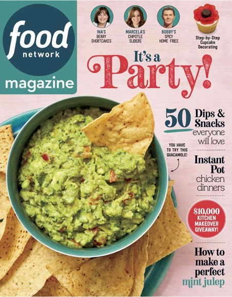 Food Network Cover - 5/1/2019