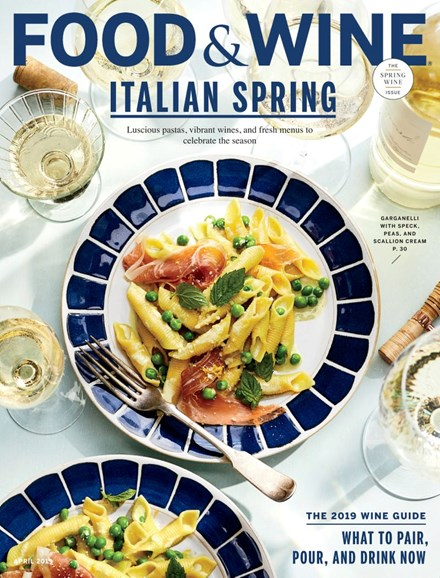 Food & Wine Cover - 4/1/2019