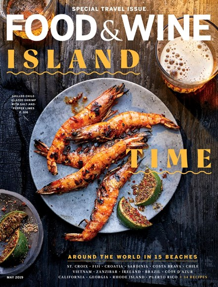 Food & Wine Cover - 5/1/2019