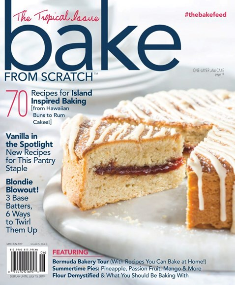 Bake From Scratch Cover - 5/1/2019