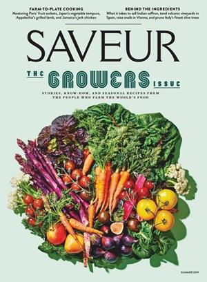 Saveur Magazine | 6/2019 Cover