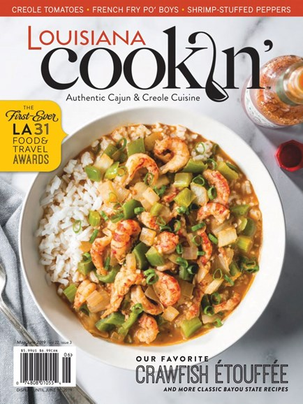 Louisiana Cookin' Cover - 5/1/2019