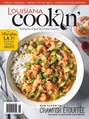 Louisiana Cookin' Magazine | 5/2019 Cover
