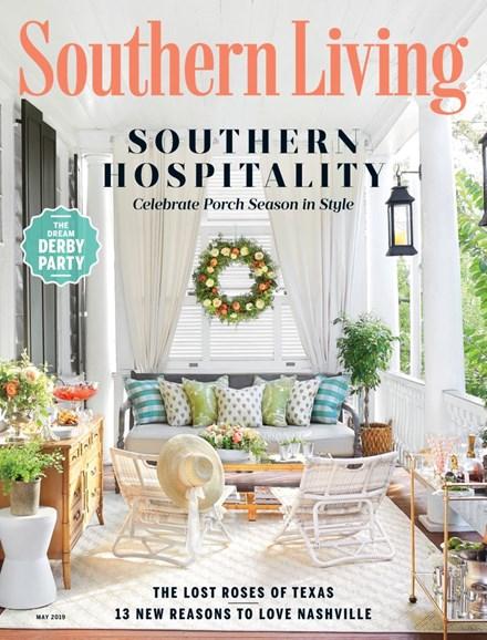 Southern Living Cover - 5/1/2019