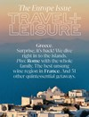 Travel and Leisure Magazine | 5/1/2019 Cover