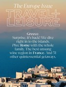 Travel and Leisure Magazine 5/1/2019