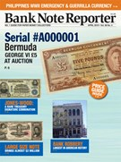 Bank Note Reporter Magazine 4/1/2019