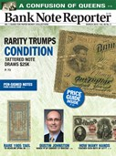 Bank Note Reporter Magazine | 3/2019 Cover