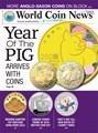 World Coin News Magazine | 2/2019 Cover