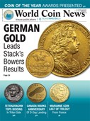 World Coin News Magazine | 3/2019 Cover