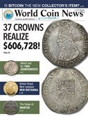 World Coin News Magazine | 5/2019 Cover