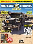 Military Vehicles Magazine | 6/2019 Cover