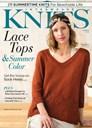 Interweave Knits Magazine   6/2019 Cover