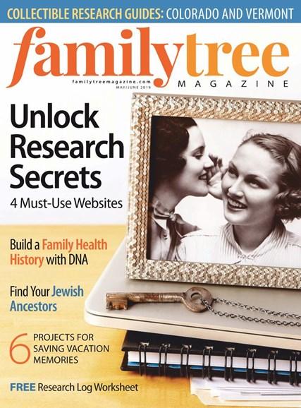 Family Tree Cover - 5/1/2019