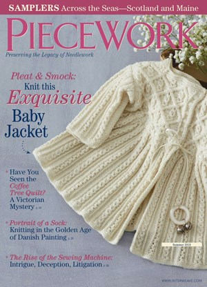 Piecework Magazine | 6/2019 Cover