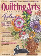 Quilting Arts Magazine 6/1/2019