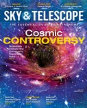 Sky & Telescope Magazine | 6/2019 Cover