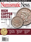 Numismatic News Magazine 1/22/2019
