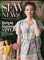 Sew News Magazine | 6/2019 Cover