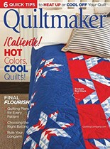 Quiltmaker | 7/2019 Cover