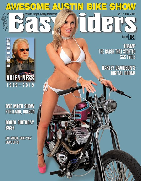 Easyriders Cover - 6/1/2019