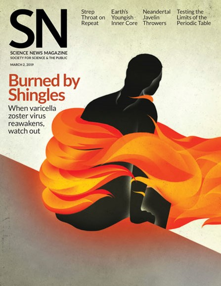 Science News Cover - 3/2/2019
