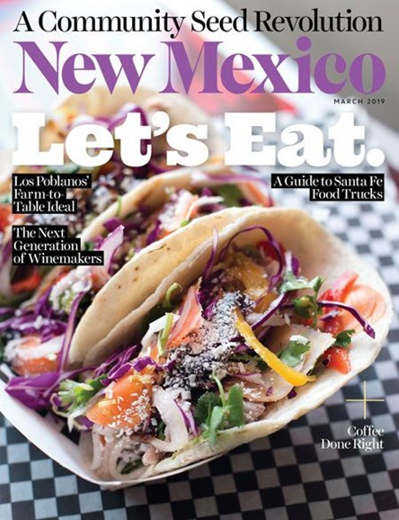 New Mexico Cover - 3/1/2019